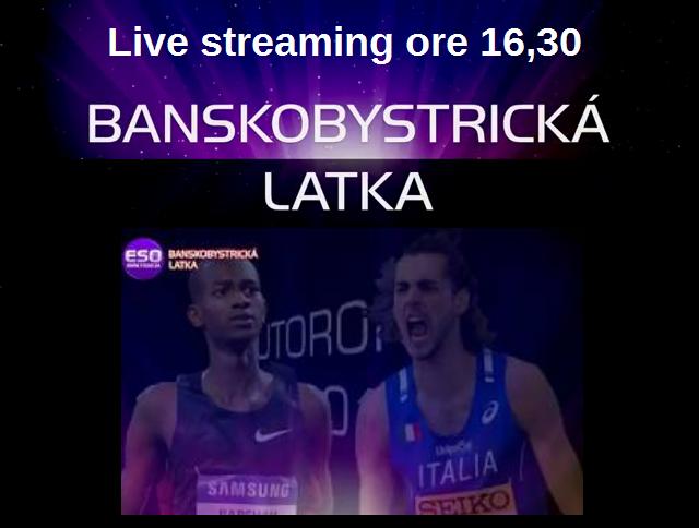 LIVE Tamberi-Trost-Fassinotti oggi in diretta su questo blog (ore 16,30)  dal meeting di Banska Bystrica