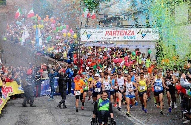 Ecco il calendario 'Correre x Correre' 2018 delle corse su strada nelle Marche