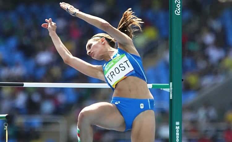 Mondiali Birmingham: Alessia Trost esordisce oggi nell' alto