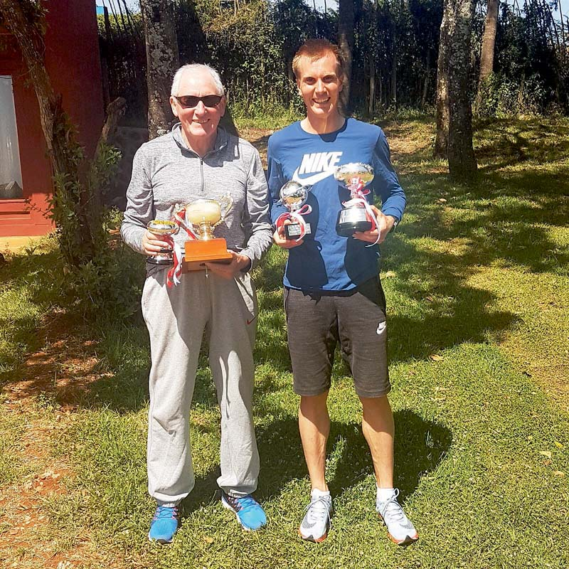 Renato Canova svela i segreti dell' allenamento di Sondre Moen