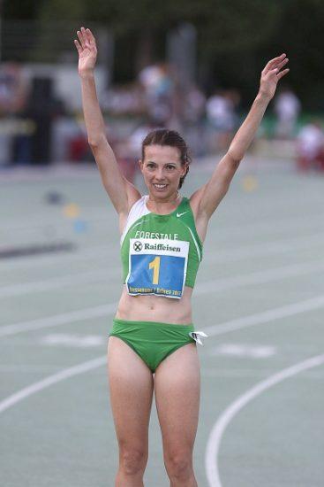 Silvia Weissteiner chiude una carriera ricca di soddisfazioni