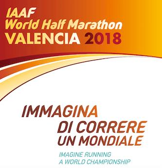 Live streaming dei Mondiali di Mezza Maratona a Valencia