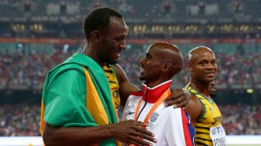 Mo Farah sfida Bolt! Ma non nella corsa