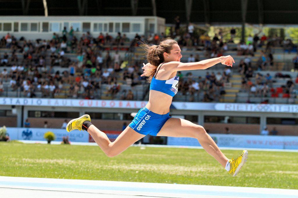 Incontro internazionale Nantes U20: Veronica Zanon record italiano nel triplo, ecco i 7 vincitori