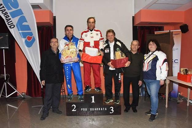 Risultati Trofeo Unità d'Italia di Quarrata