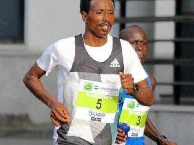 Muore fulminato il maratoneta Bekele, fu secondo alla maratona di Venezia