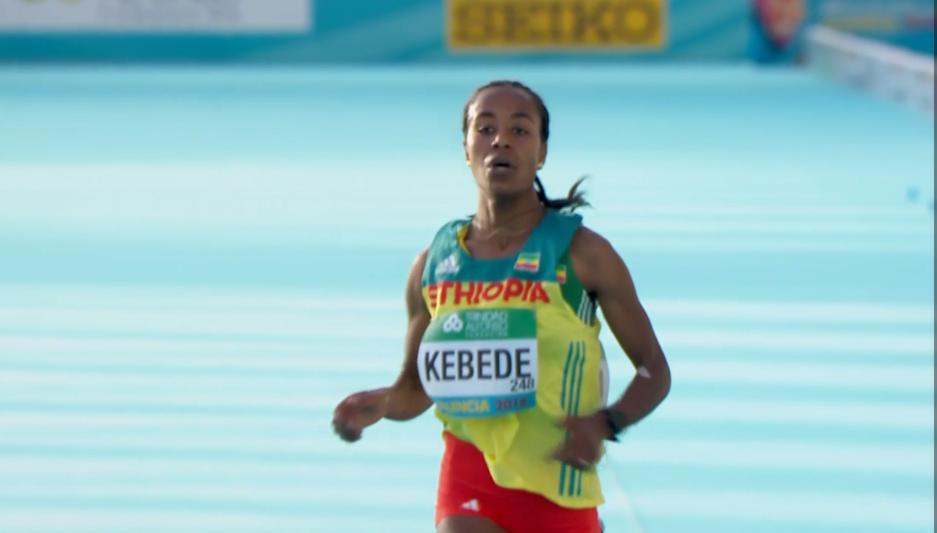 Record del  mondo ai Mondiali di mezza maratona per Gudeta Kebede, Faniel miglior azzurro
