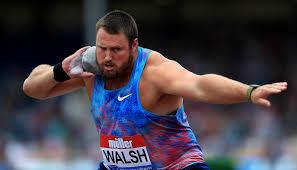 Tom Walsh lancio mostruoso, mai cosi' lontano dal 2003