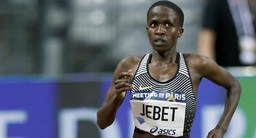 Ruth Jebet clamoroso: sarebbe risultata  positiva all' Epo