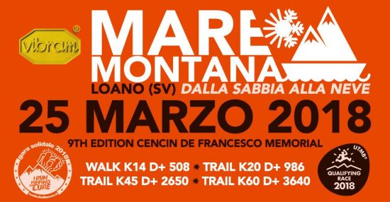 Rappresentativa Puglia 3° Trofeo Regioni - Vibram Maremontana Trail (44 km)- di Matteo Simone