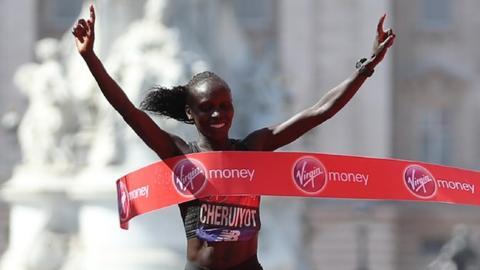 Risultati London Marathon: al femminile vince Cheruiyot senza record
