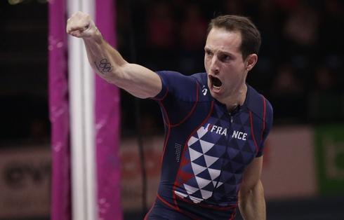 Renaud Lavillenie nel Video salta la miglior prestazione mondiale 2018