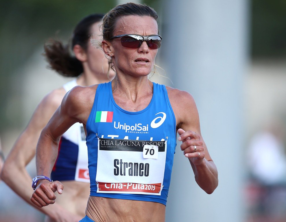 Valeria Straneo vince la Chia 10K