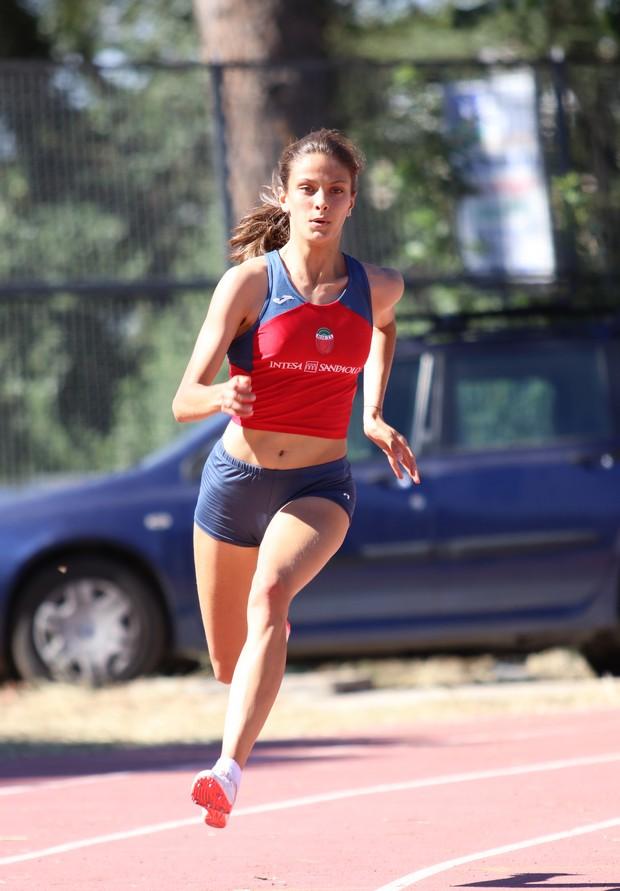 A Rieti Chiara Gherardi stabilisce il  record italiano U18 nei 300 metri