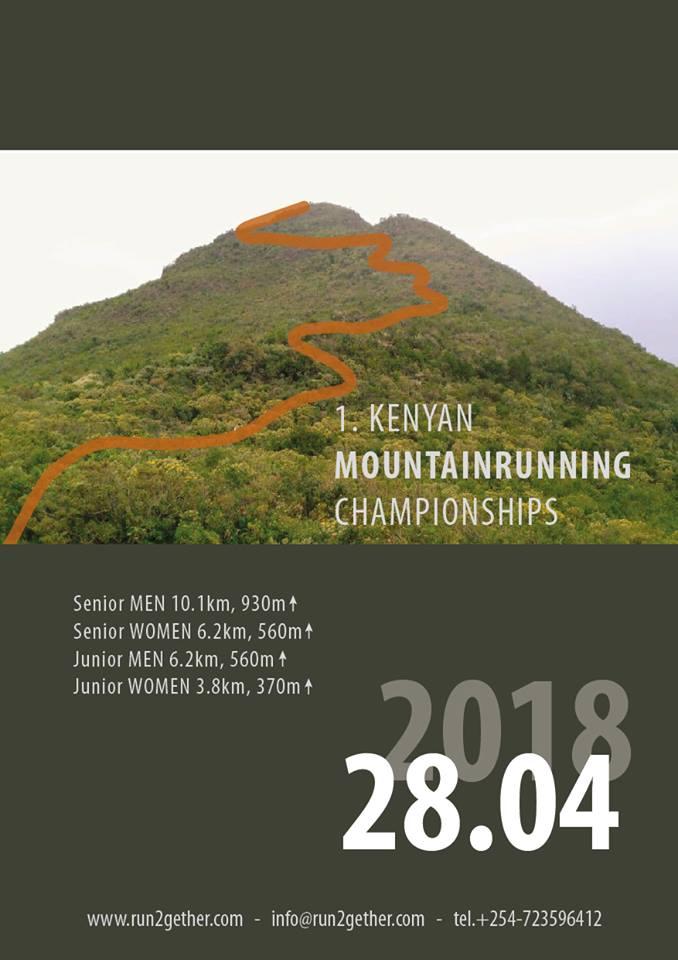 La nuova sfida del Kenya: La corsa in montagna