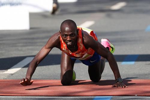 Drammatico finale nella Hannover Marathon