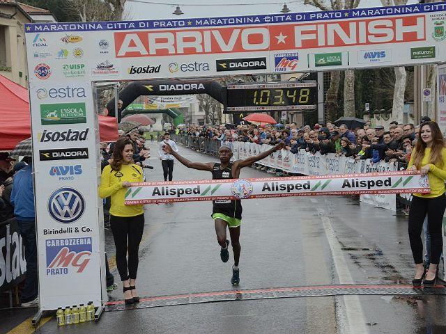 Risultati Maratonina Città di Prato: vince il Kenya