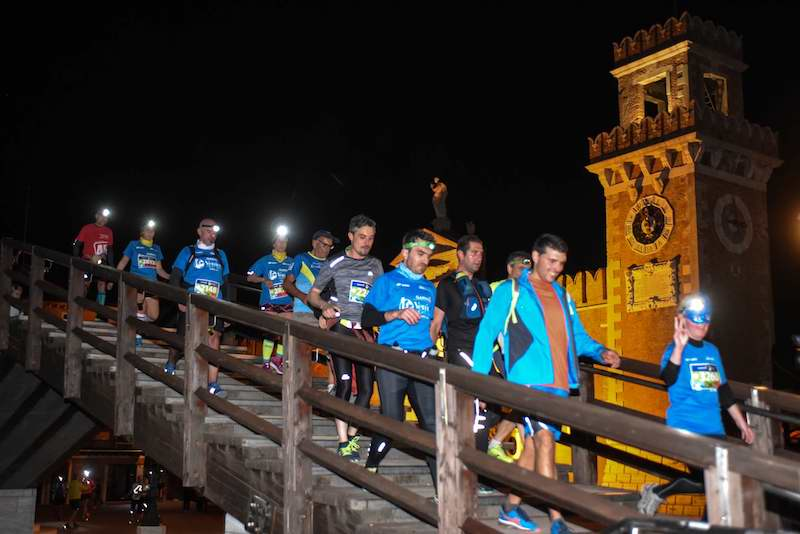 - 8 al CMP Venice Night Trail