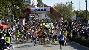 Risultati Conero Running nell' edizione dei Record