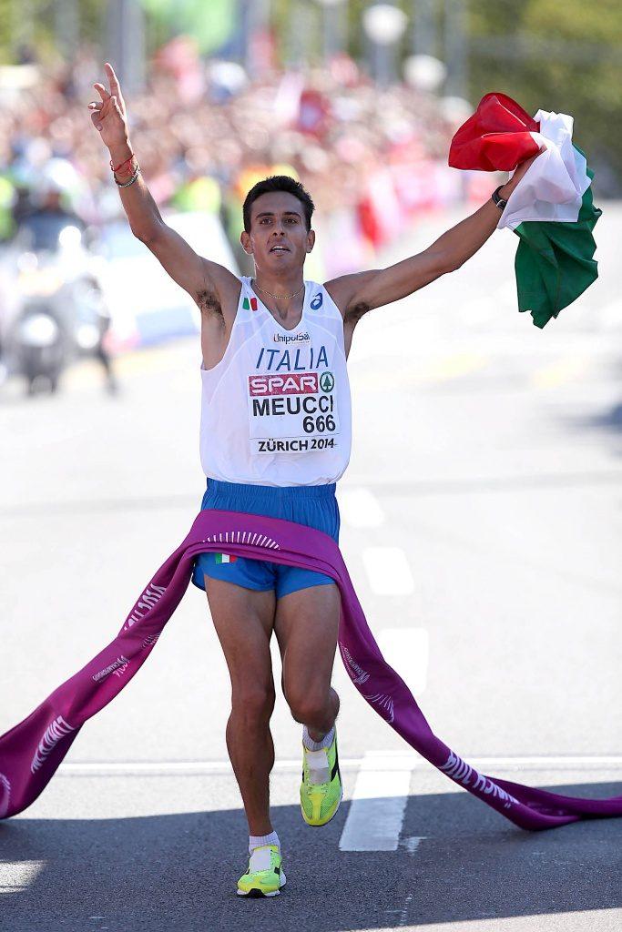 Daniele Meucci vince la Chia Laguna Half Matathon