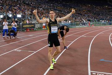 Filippo Tortu vola a Roma e si conferma, 10.04!