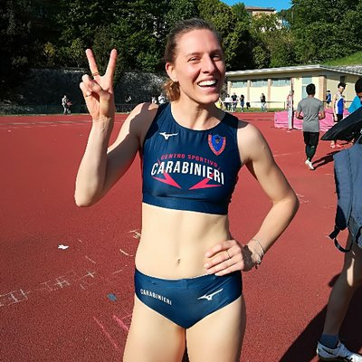 Elena Vallortigara grande 3° posto nell' alto di Roma vinto dalla  Latiskene
