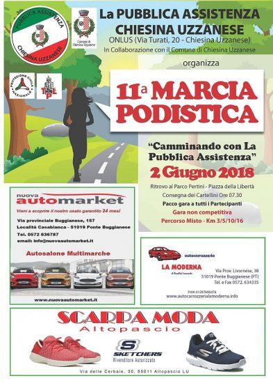 CAMMINANDO CON LA PUBBLICA ASSISTENZA