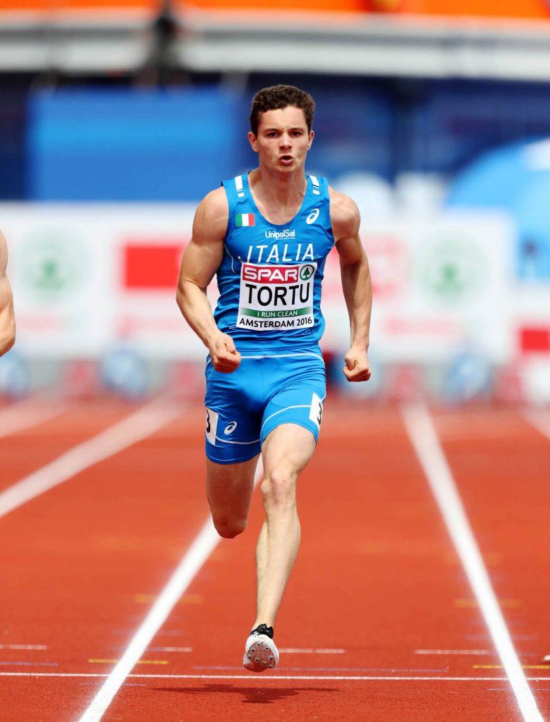 Tortu-Howe-Lambrughi, l'atletica va veloce!