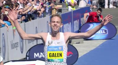 Risultati Maratona di Praga: lo statunitense Galen Rupp al PB  batte gli africani