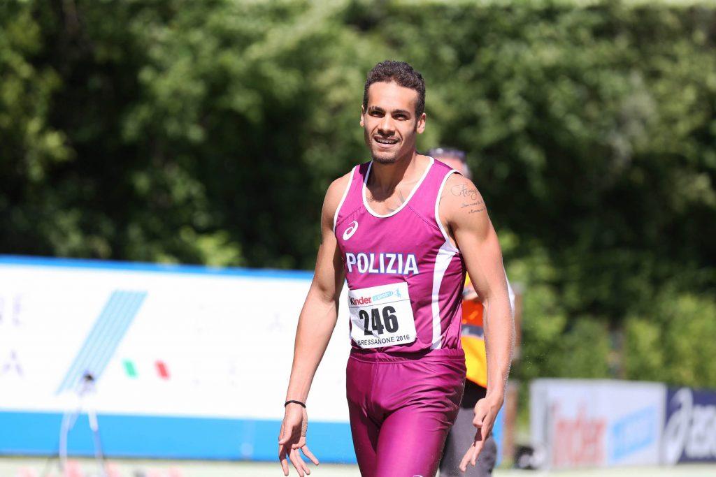 Marcell Jacobs sfreccia nei 100 metri in 10,15 a Palmanova