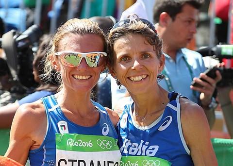 Valeria Straneo e Catherine Bertone da Lunedi in raduno in Valle d'Aosta