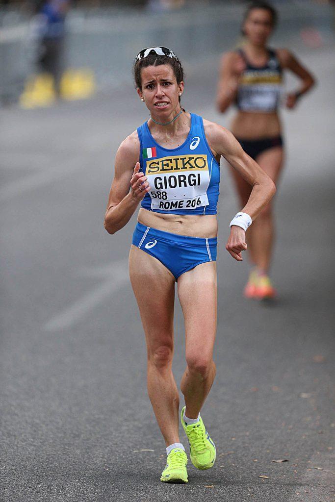 Mondiali Marcia: nella 20 km argendo per il Team azzurro, Giorgi 5^