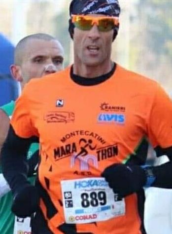"""Risultati '' Decaterme Hal Marathon"""" di Montecatini"""