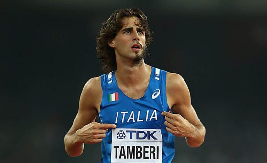 Giammarco Tamberi torna in gara venerdi in Germania