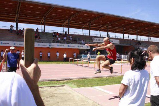 Master: record mondiale dell' alto atesino Hindra Hubert nel decathlon
