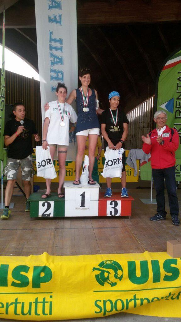 Successo della Rappresentativa Pugliese al Trofeo delle Regioni di Trail