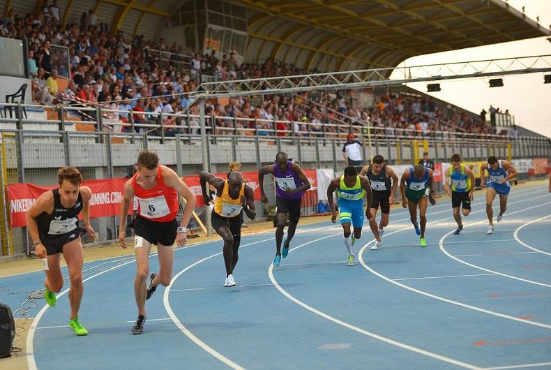 Stelle internazionali dell'atletica in pista al 29° Meeting Sport Solidarietà 5° Trofeo Ottavio Missoni