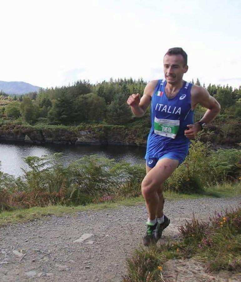 Mondiali montagna: splendida vittoria dell' azzurro Alessandro Ranbaldini