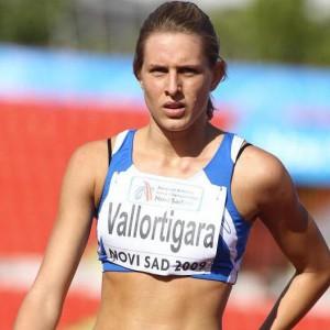 Elena Vallortigara Live oggi nel salto in alto da Hengelo