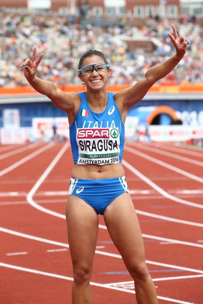 Irene Siragusa scatenata a Orvieto: seconda prestazione italiana di sempre nei 100 metri