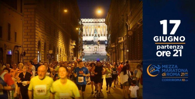 Polemiche alla Mezza Maratona di Roma: traffico in tilt, la rabbia dei romani