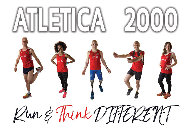ASD Atletica 2000 - Eventi Run&think different