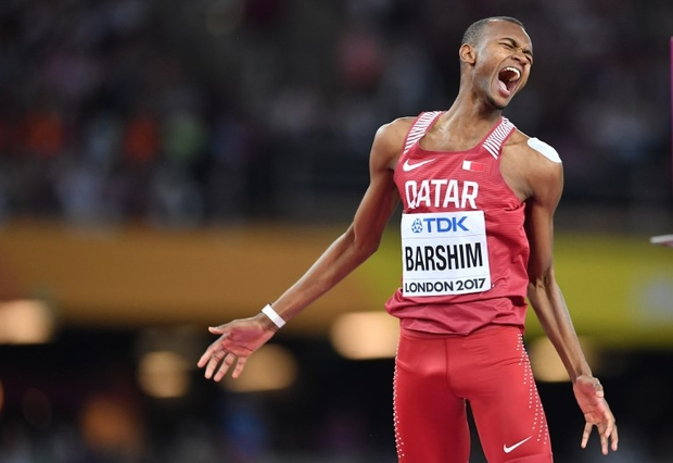 Infortunio Barshim,  stagione finita!