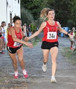 Risultati staffette campionati toscani Uisp