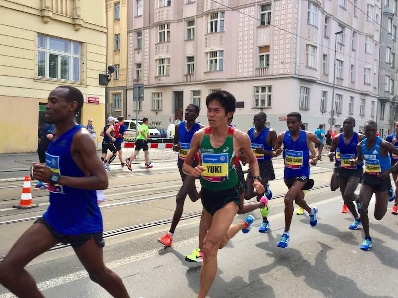 Yuki Kawauchi alla conquista della Maratona di Venezia