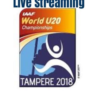 Mondiali U.20 Tampere:  oggi si parte, gli azzurri e la DIRETTA STREAMING