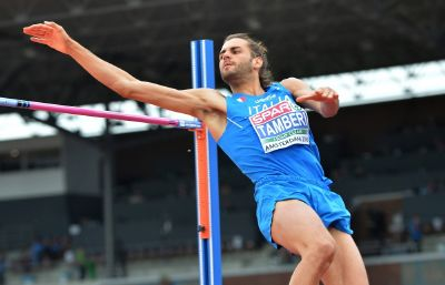 Gianmarco Tamberi atteso domani in Live streaming a Losanna, tappa della Diamond League