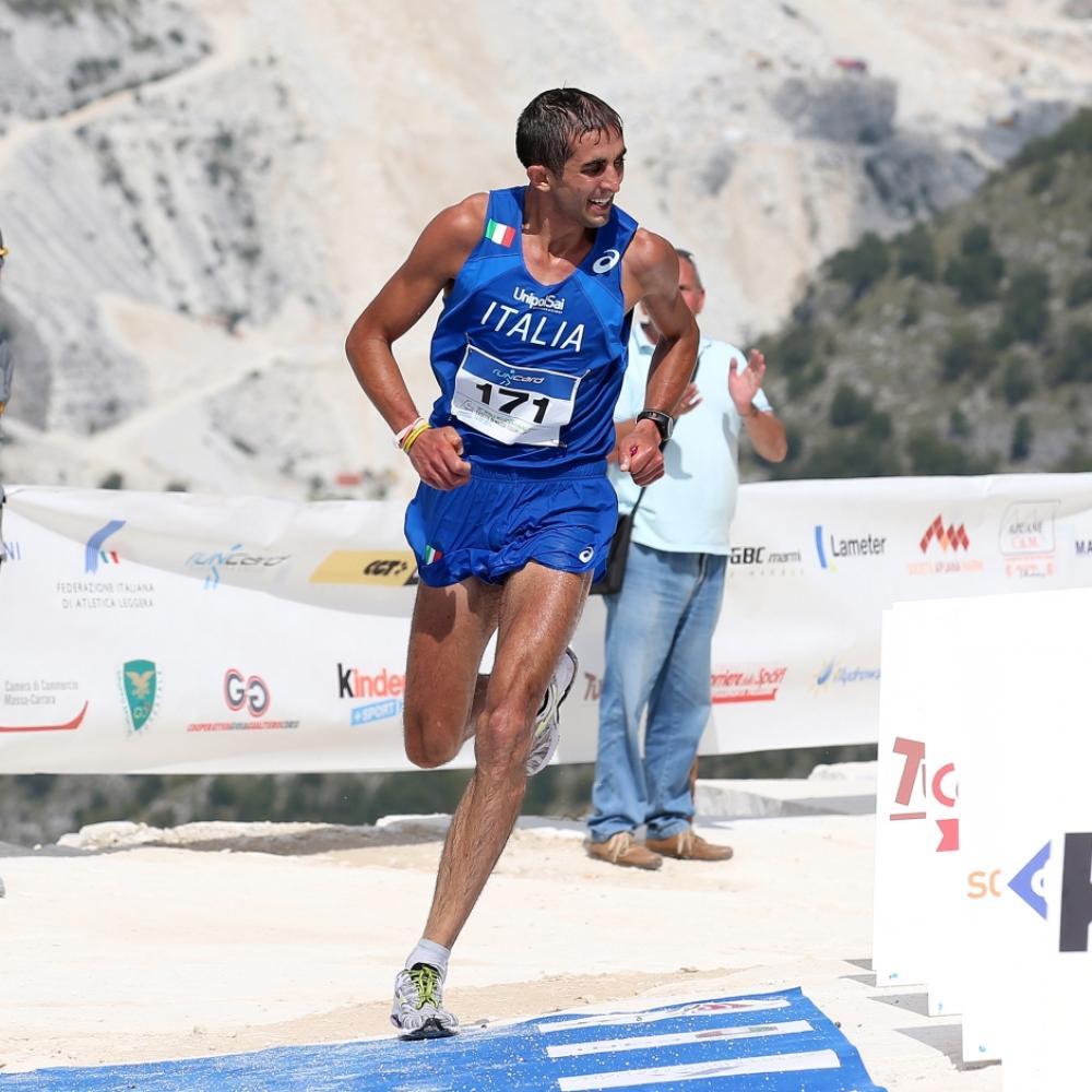 Corsa in montagna: splendida tripletta azzurra ai campionati europei