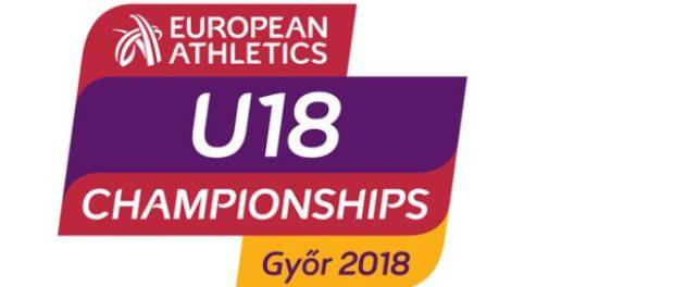 Europei U.18 Gyor: oggi si parte, ecco gli azzurri in gara e la diretta streaming