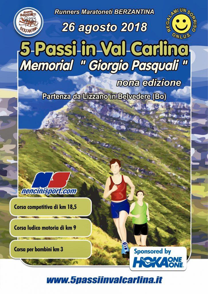 """Presentata la """"5 passi in Val Carlina"""" diLizzano in Belvedere (BO)"""